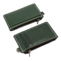 Dompet Kartu Kulit Slim Wallet Card Holder ATM Koin Uang DKK-H06