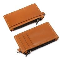 Dompet Kartu Kulit Slim Wallet Card Holder ATM Koin Uang DKK-T06