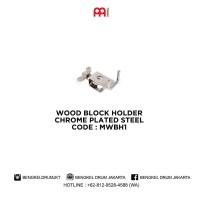 Meinl WOOD BLOCK HOLDER CHROME PLATED STEEL - MWBH1