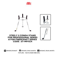 Meinl STEELY II CONGA STAND FOR PRO SERIES & FOR FIBERCRAFT