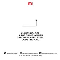 Meinl CHIMES HOLDER LARGE CHIME HOLDER, CHROME PLATED STEEL - MC-CHL