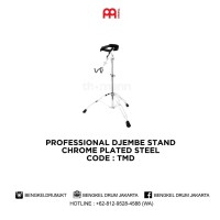 Meinl PROFESSIONAL DJEMBE STAND CHROME PLATED STEEL - TMD