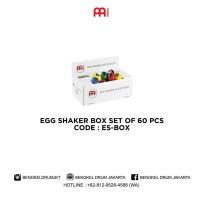 Meinl EGG SHAKER BOX SET OF 60 PCS - ES-BOX
