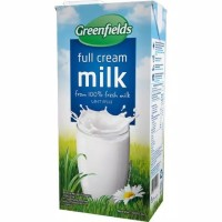 SUSU FULL CREAM GREENFILED 1 LITER
