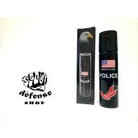"Pepper Spray Police 90ml-Semprotan Merica-Gas Air Mata ""Self Defense"""