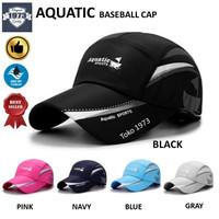 Baseball cap : AQUATIC SPORTS - Topi Baseball Topi Quick Dry Topi Olah
