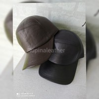 topi kulit ukuran besar XL XXL XXXL
