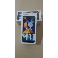 Samsung Galaxy M11 Ram 3 GB Rom 32 GB Garansi Resmi Sein