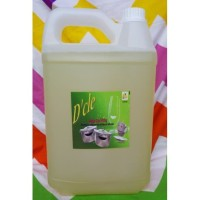 Sabun Cuci Piring/Sabun Pencuci Piring 5 Liter - Hijau