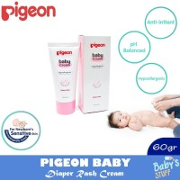 Pigeon Baby Diaper Rash Cream 60 gr