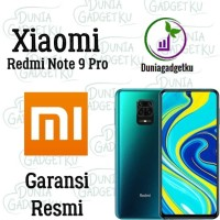 Xiaomi Redmi Note 9 Pro 6/64 & 8/128 GB Garansi Resmi