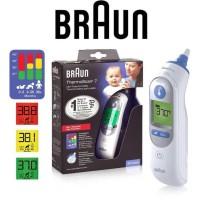 Braun Thermo Scan 7 Thermometer IRT6520 Thermo Telinga