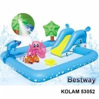 Kolam Renang Anak Fantastik Aquarium Play Pool kolam Mandi 53052