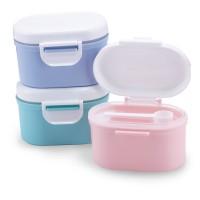 Baby Safe - Milk Powder Container 400 Atau 800 ml / Tempat Susu Bubuk