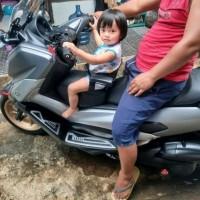 kursi jok depan tempat duduk anak boncengan motor matic yamaha nmax