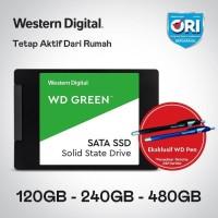 SSD WD Green 2.5 120 GB sata3 Solid State Drive