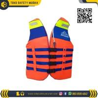 Jaket Pelampung Rompi Safety Renang Snorkling Atunas Size L