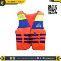 Jaket Pelampung Rompi Safety Renang Snorkling Atunas Size M