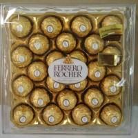 Coklat Ferrero Rocher isi 24 PROMO!! Ed Desember 2020