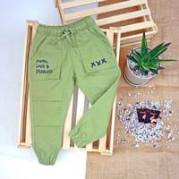 Little Jack (Lil Jack) Keanu Dusty Green Jogger Pants