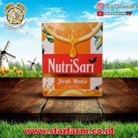 Nutrisari Jeruk Manis 250g - Star Farm