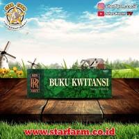 Buku Kwitansi Roy Kiky Isi 36 Lembar - Star Farm