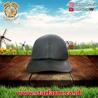 Topi Kulit Domba Asli - Star Farm