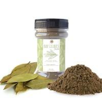 House Of Organix Bay Leaves Powder ( Daun Salam Bubuk ) 60 Gr