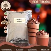 Bubuk Choco Tiramizu/Powder Rasa Choco Tiramizu/Bubuk Minuman Ori 1 Kg