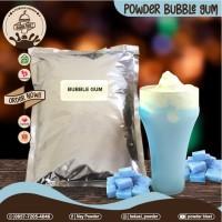 Bubuk Bubblegum/Powder Rasa Bubblegum/Bubuk Minuman Bubblegum Ori 1 Kg