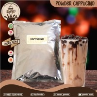Bubuk Cappucino/Powder Rasa Cappucino/Bubuk Minuman Cappucino Ori 1 Kg