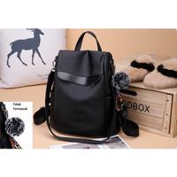 WS Tas Ransel Wanita Import Korean Style Backpack WB326