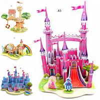 Puzzle 3D Untuk Edukasi Anak Banyak Motif Terlaris !!!