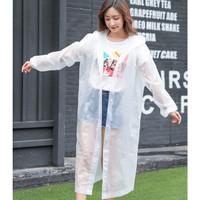 Jas Hujan Fashion EVA Plastik Happy Raincoat Rok TP-836