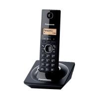 Panasonic Cordless / Wireless Telepon KX-TG1711 / KX TG1711 / TG 1711 - Hitam