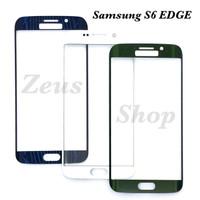 GLASS - KACA LCD TOUCHSCREEN TS ONLY SAMSUNG GALAXY S6 EDGE - G925F