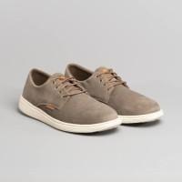 Sepatu Skechers Status Versen Brown Men SKE65550BGE Original Size 41.5