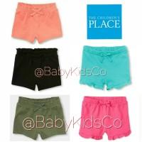 Celana Pendek The Childrens Place short pants bayi anak perempuan girl