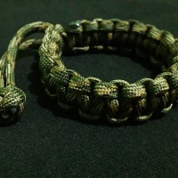COBRA KNOT || Mad Max (fury road) Style_PARACORD BRACELET