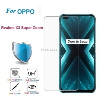 REALME X3 SUPER ZOOM TEMPERED GLASS CLEAR ANTI GORES KACA BENING