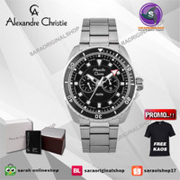 Jam Tangan ALEXANDRE CHRISTIE AC 6515 - Original - Garansi Resmi