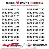 Nomor Cantik Kartu As Telkomsel 4G Series 9999 Nomer Cantik Simpati