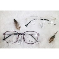 Terlaris! frame kacamata dior kekinian ringan dan lentur