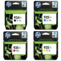 tinta hp 934xl black+935xl Colour Original 1set Officejet Pro6230,6830