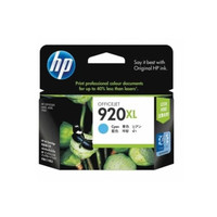 tinta hp 920xl black colour original HP Officejet 6000,6500 All-in-One - Biru