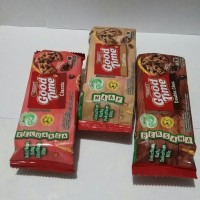 GoodTime Double Choc 72g Biskuit Arnotts Good Time 72 g Biscuit