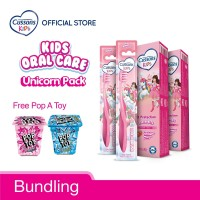 Cussons Kids Oral Care Unicorn Pack