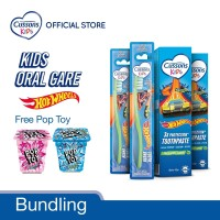 Cussons Kids Oral Care Hot Wheels Pack