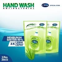 Carex Hand Wash Aloe Vera DOY 200 ml Twin Pack