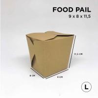 Food Pail L - rice box - Polosan Ecer bandung